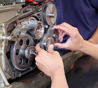 TRANSMISSION REPAIR  Vince Capcino's Transmission repairs all makes and models of transmissions